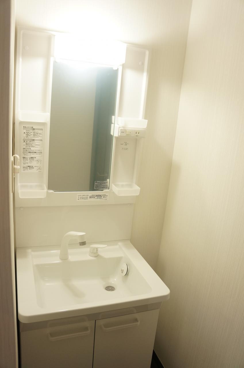 【2階洗面台】