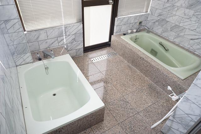 【1階浴室】