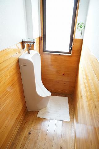 【男子用トイレ】