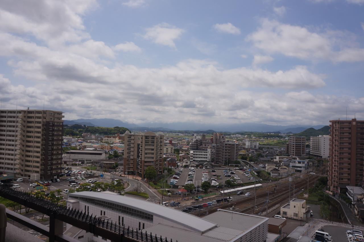 【住戸からの眺望】
