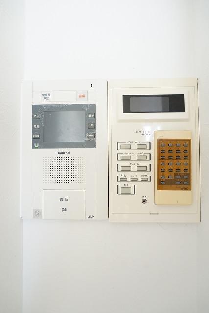 インターホン&有線放送設備