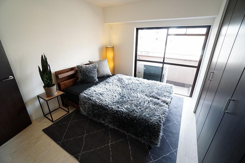 主寝室~ホームシックさんの展示用家具を入れてみました♪~