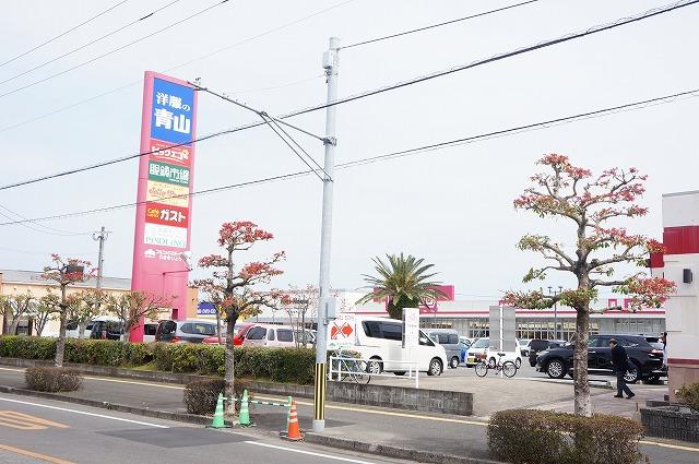ハンズマン柳丸店(350m)徒歩5分