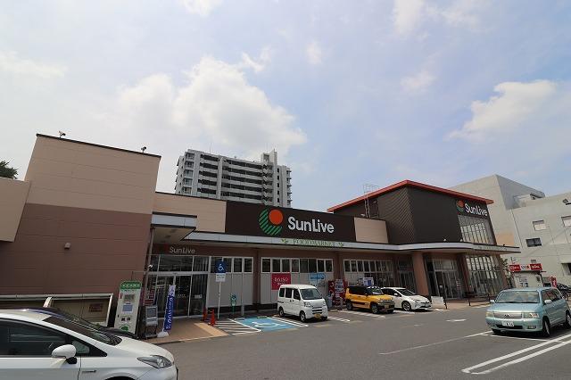 サンリブ黒崎店(530m)…徒歩7分