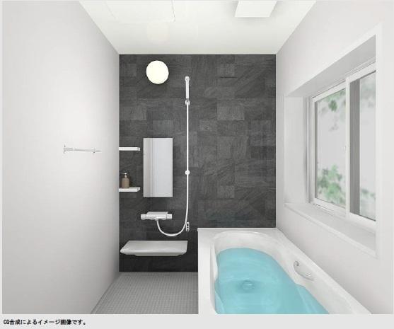 完成予想図(浴室)