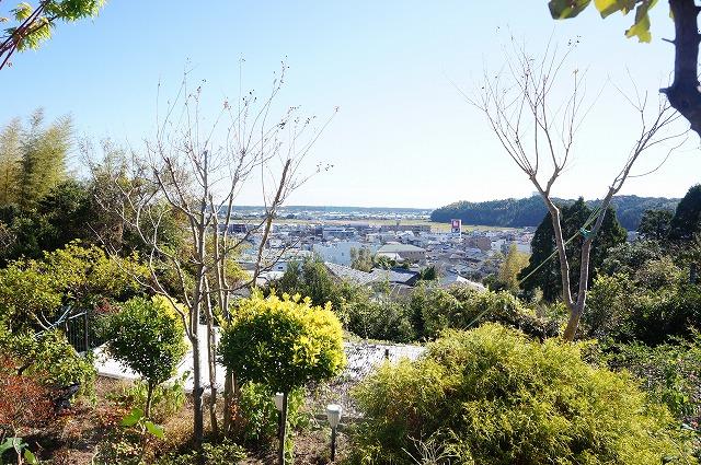 住戸からの眺望写真です♪良い眺めです☆彡