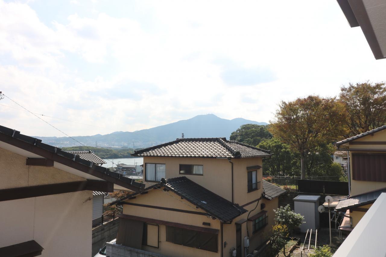 眺望~皿倉山がみえます~