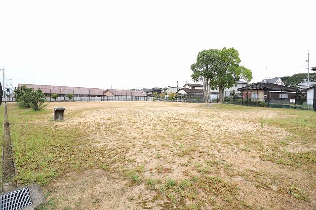 柿の木坂南公園(100m)徒歩2分