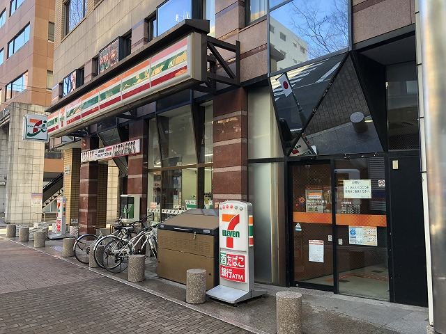 セブンイレブン福岡警固店(100m)徒歩2分