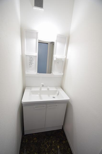 3階洗面所♪