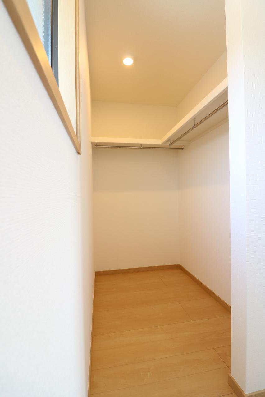 2階洋室1 ウォークインクローゼット