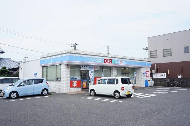 ローソン宮崎城ヶ崎店(415m)徒歩6分