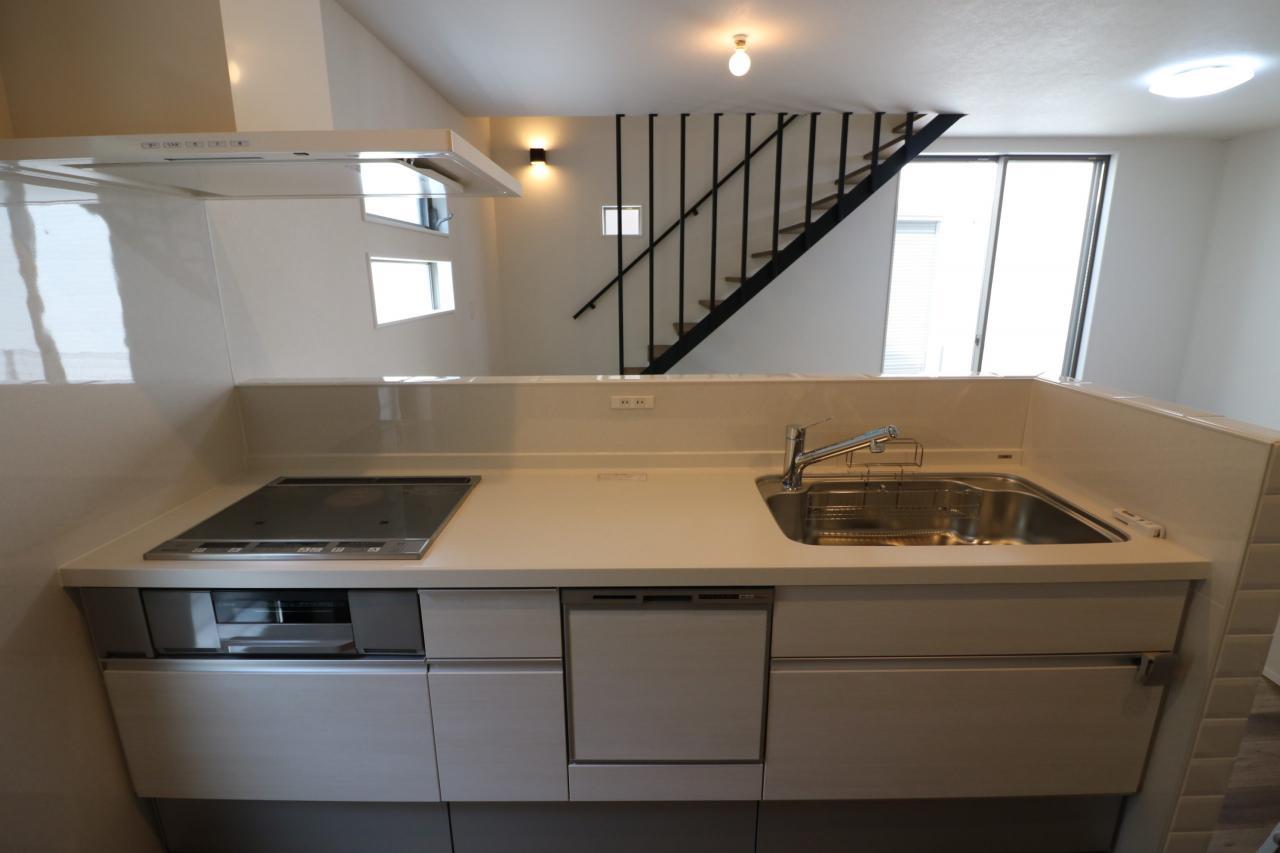 食洗機付きキッチン