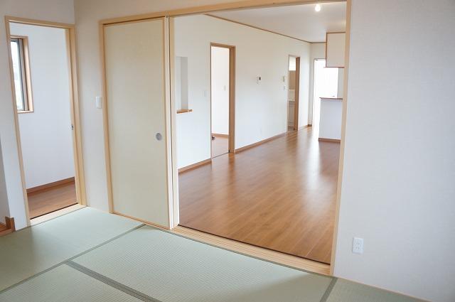 和室→LDK